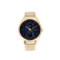 Eco-Drive Stainless Steel Bracelet Watch