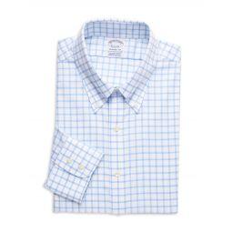 Regent-Fit Check Dress Shirt