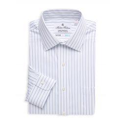 Madison-Fit Striped Dress Shirt