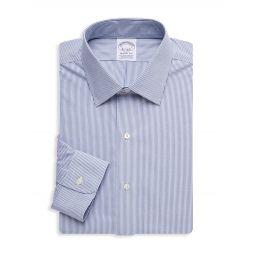 Regent-Fit Pinstripe Dress Shirt