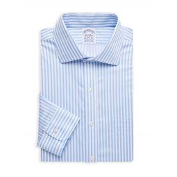 Regent-Fit Striped Dress Shirt