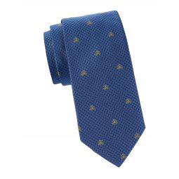 Logo Silk Tie