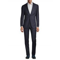 Novan Slim-Fit Virgin Wool Suit