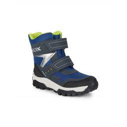 Boys Himalaya Faux Fur-Lined Waterproof Boots