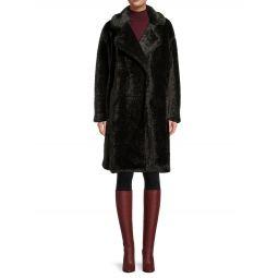 Missy Faux Fur Teddy Coat