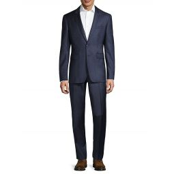 Regular-Fit Stirling Wool Suit