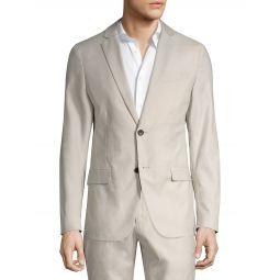 Rodolf Cotton Blend Sportcoat