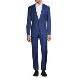 Nestro/Byte Standard-Fit Virgin Wool Suit