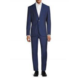 Janon/Lenon Standard-Fit Virgin Wool Suit