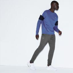 Mens SPORT Cotton Fleece Tennis Sweatpants