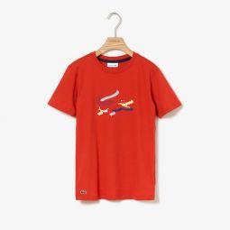 Boys Crew Neck Jersey T-shirt