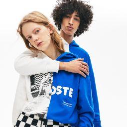 Unisex LIVE BiColor Print Fleece Sweatshirt