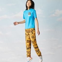 Women's Crew Neck Polaroid Collaboration T-shirt
