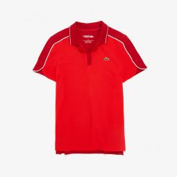 Womens SPORT Stretch Cotton Polo