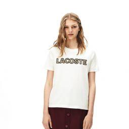 Womens Crewneck Lightweight Cotton T-shirt