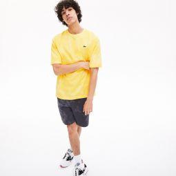 Men's LIVE Loose Fit Tie-Dye Cotton Jersey T-shirt