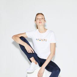 Womens SPORT Logo Tennis T-Shirt
