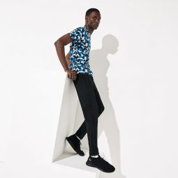 Mens SPORT Paneled Breathable Sweatpants