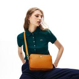 Womens Chantaco Leather Square Shoulder Bag