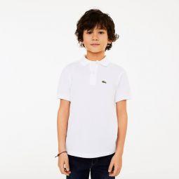 Petit Pique Polo Shirt