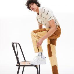 Mens LIVE Two-Tone Track Pants