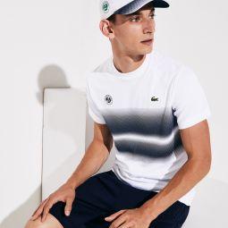 Mens SPORT Roland Garros Breathable Ombre T-Shirt