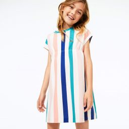 Girls' Striped Dress