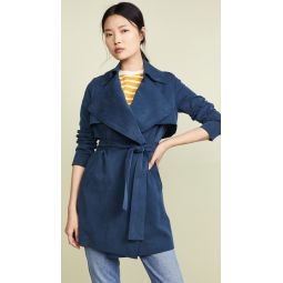 Claudine Trench Coat