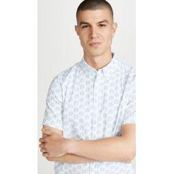 Sierra Floral Print Short Sleeve Shirt