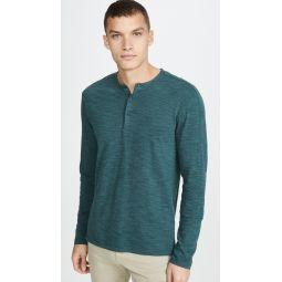 Optic Slub Henley Shirt