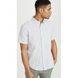 Short Sleeve Besom Pocket Shirt