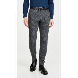 Sutton Glen Plaid Trousers