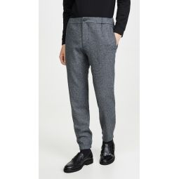 Lex Micro Houndstooth Trousers