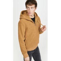 Cozy Sherpa Sweatshirt