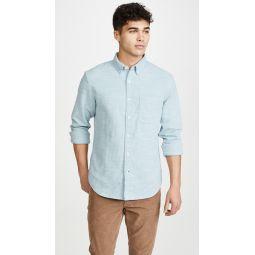 Melange Solid Shirt