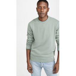 Garment Dyed Essential Sweatshirt