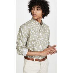 Slim BD Textured Fleur Shirt