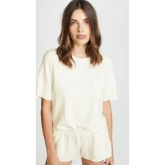 Blake Patch Pocket Top