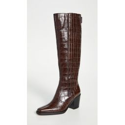 Western Knee High Boots