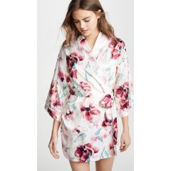 Getting Ready Print Robe