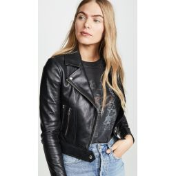 Bapey Leather Jacket