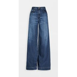 Thelma High Rise Super Wide Leg Jeans