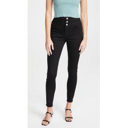 Annalie High Rise Skinny Jeans