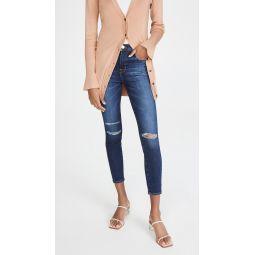 High Rise Alana Crop Jeans