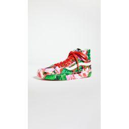 x Vans High Top Sneakers