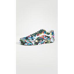 x Vans Low Top Sneakers