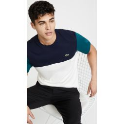 Short Sleeve Colorblock T-Shirt