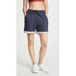 Brisk Track Shorts