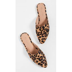 The Remi Point Toe Mules