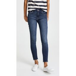 The Looker Ankle Fray Jeans